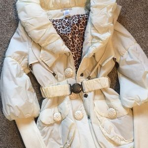 Jackets & Blazers - The cutest coat with cheetah lining!